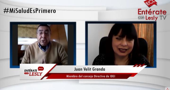 Juan Velit Granda sobre situación de  Venezuela: El Grupo de Lima y el Grupo de Oslo puede ser una buena opción para acciones colectivas de paz y recuperación de democracia plena