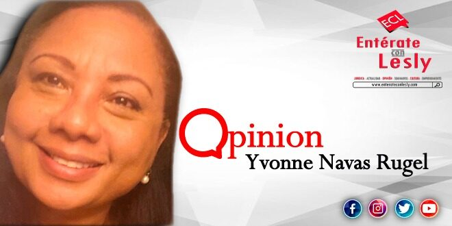 Columnista Yvonne Navas Rugel