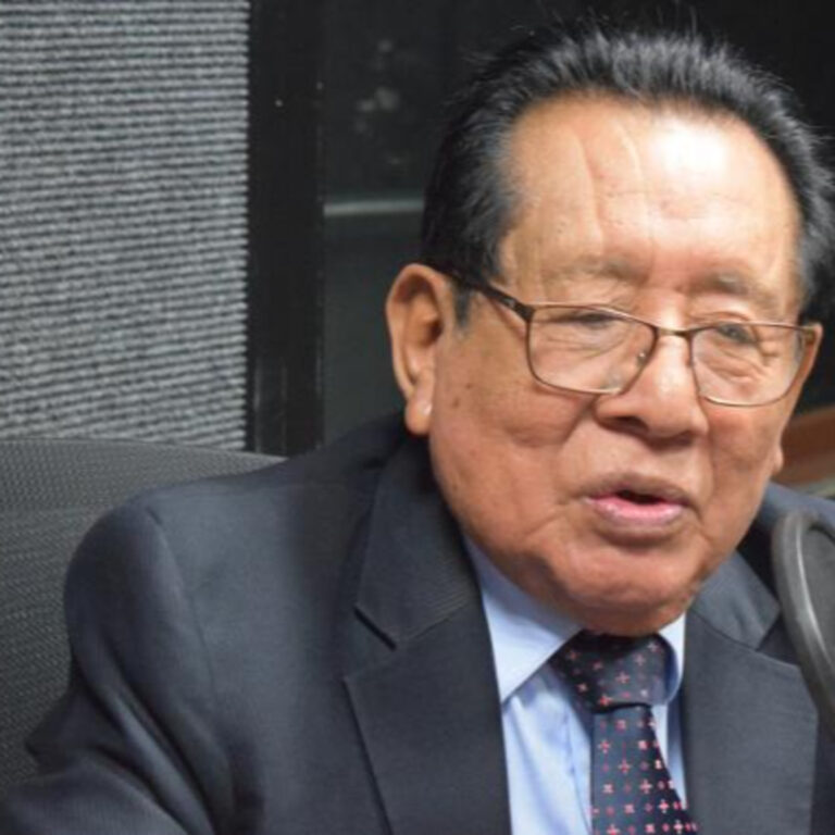Entrevista a Mario Amoretti Pachas hace deslinde fuerte y claro sobre su supuesta participación en el plan de gobierno de Perú Libre